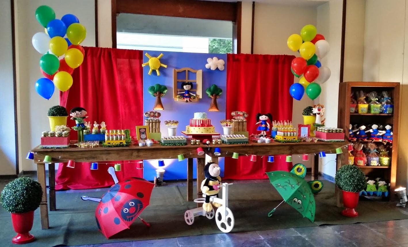 Festa Infantil Luna Dicas Incrveis Do Show da Luna