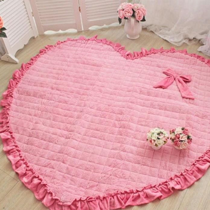 quarto-de-bebê-rosa-coração