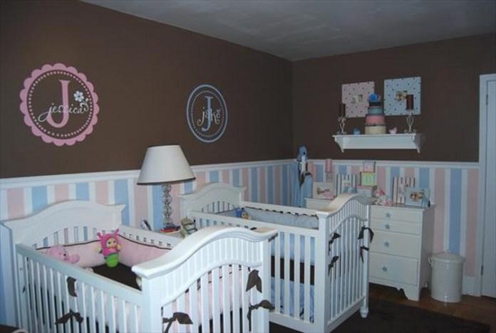 quarto-de-bebe-azul-rosa-marrom