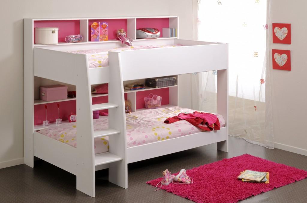 Quarto infantil com beliches 12 ideias para lindas for Un poco chambre separee