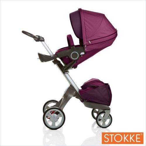 carrinho de bebê para frente