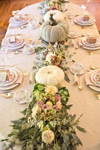 chá de bebê meninas jardim secreto mesa