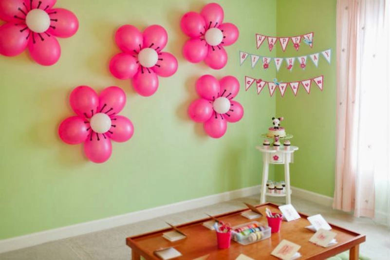 15 dicas de decora o para fazer uma festa infantil simples e barata - Creative decoration ideas for home without ripping you off ...
