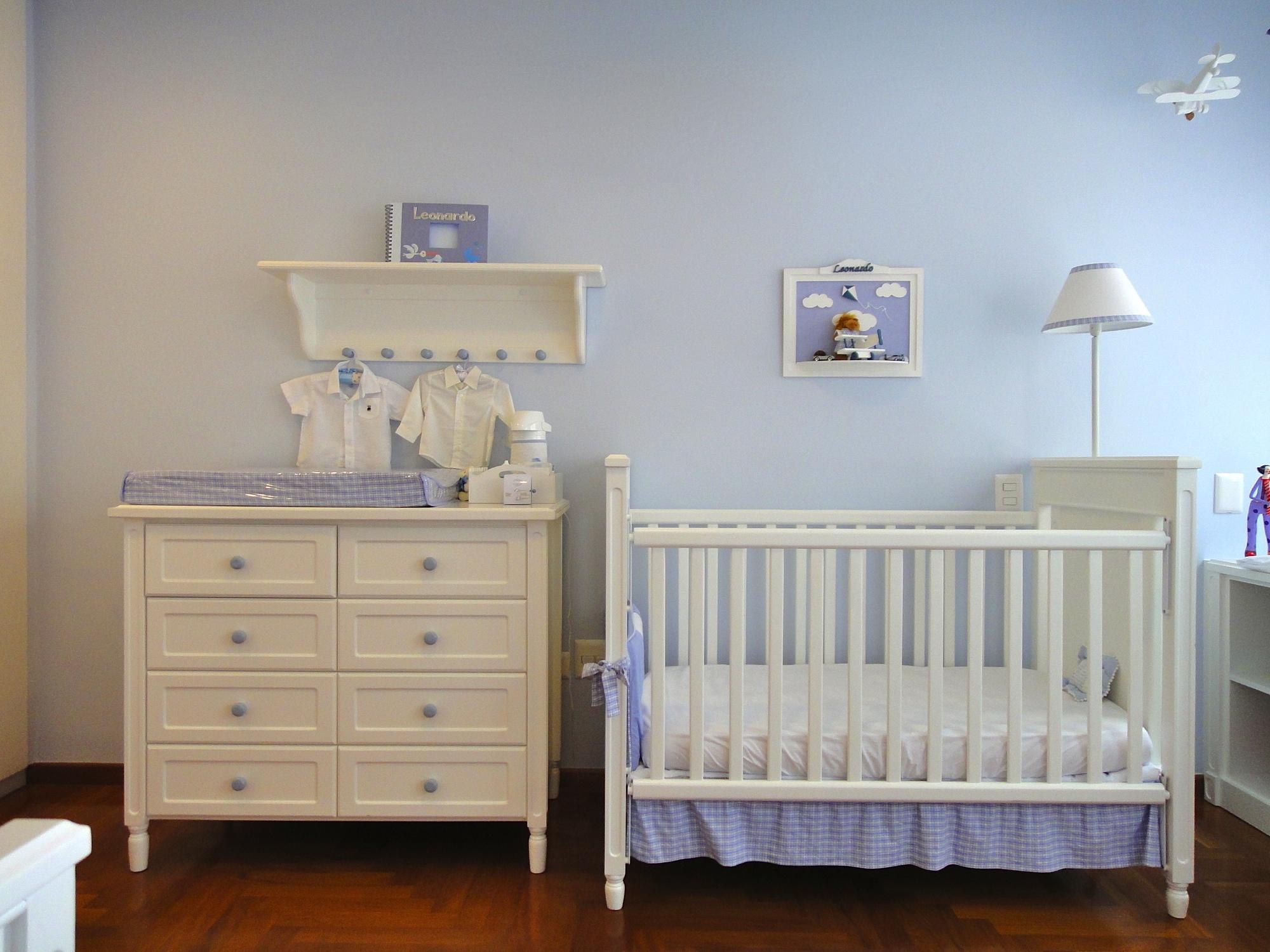 Como Escolher Os M Veis Do Quarto De Beb  ~ Quarto De Bebe Lindo E Decoracao Quarto Retro
