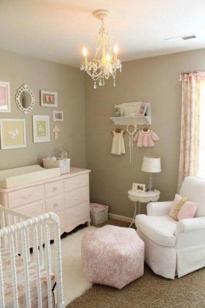 quarto de menina delicado
