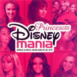 festa infantil música princesas disney