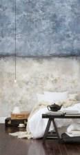 papel de parede pintura quarto casal