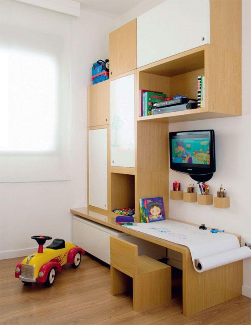 Organiza O Dicas Incr Veis Para Um Quarto Infantil De Menino ~ Como Organizar O Quarto Da Bagunça