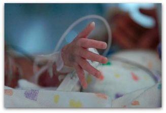 recém-nascido prematura
