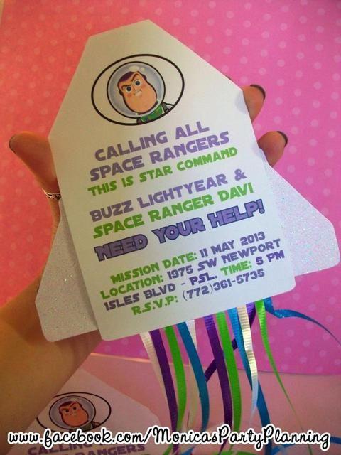 festa infantil toy store convite