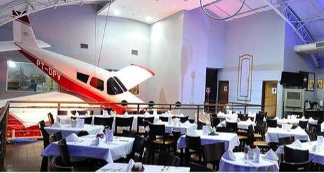 restaurante - Bar Brahma Aeroclube