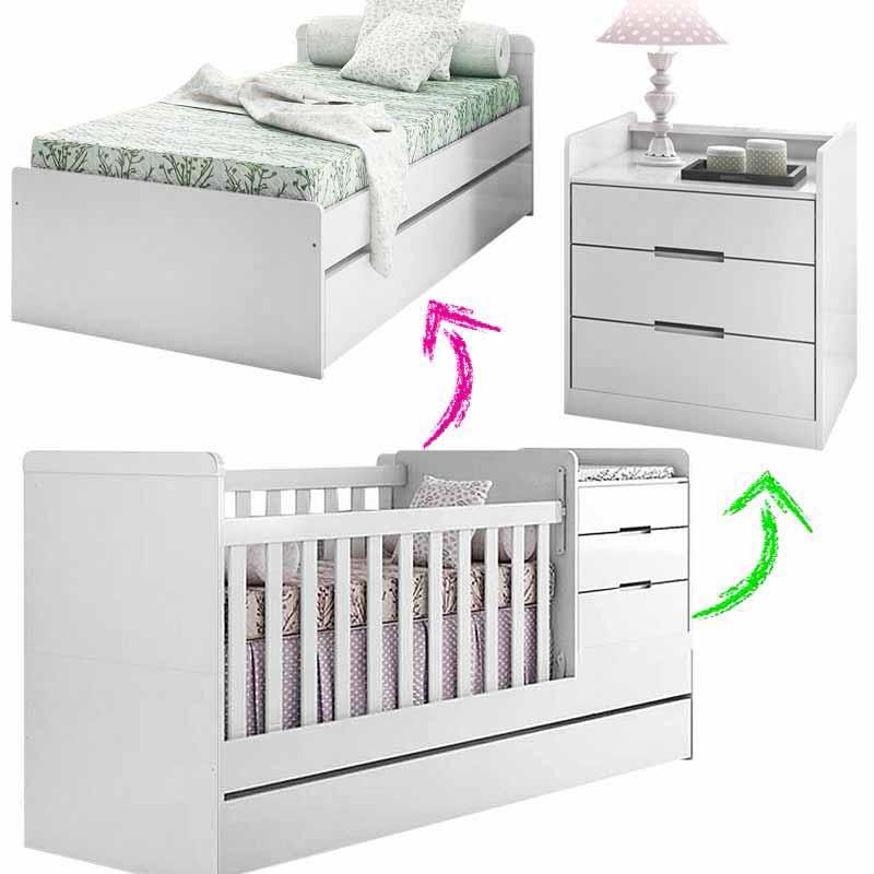quarto-de-bebê-berço-multifuncional