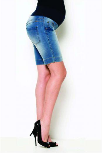 gravidez-bermuda-gestante-jeans
