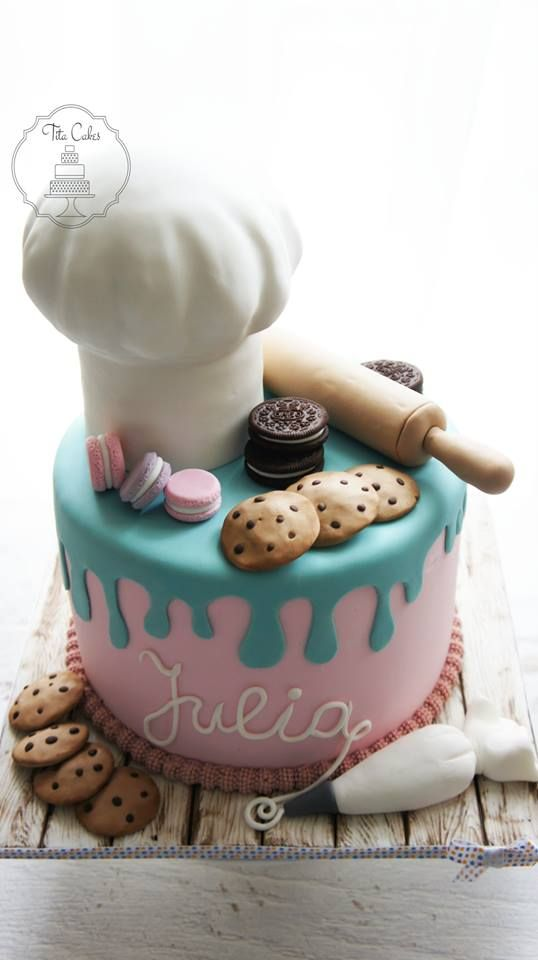Infant Birthday Cake