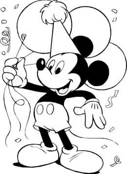 Mickey-Mouse-Coloring-Pages