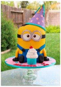 bolo-minions-festa-infantil-menina