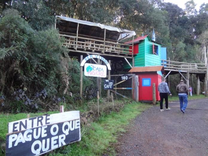 passeios-bento-goncalves-com-criancas-Parque Casa na Árvore
