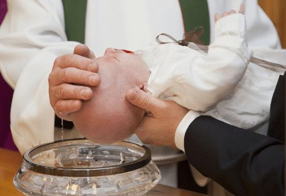 dicas para preparar um batizado