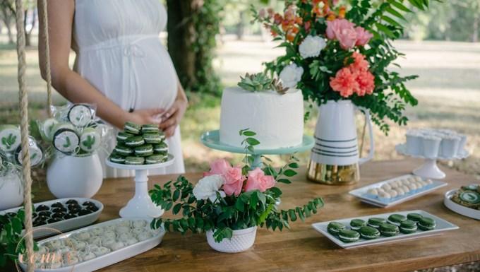 dicas de decoração para chá de bebê primavera