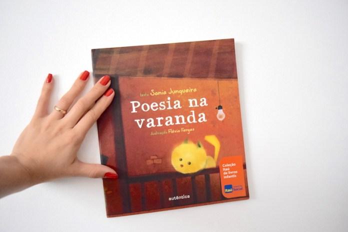 livro de poesia para crianças do programa itaú leia para uma crianças