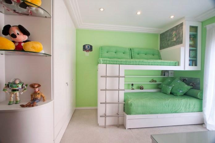quarto infantil para irmãos menina e menino