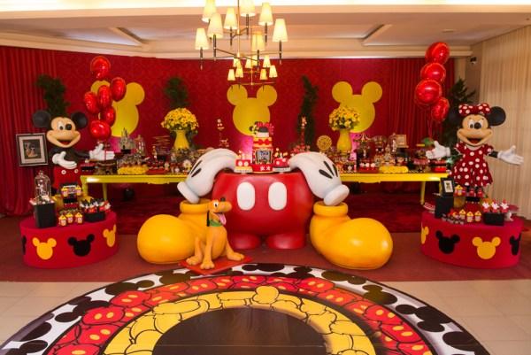 Festa Infantil Disney