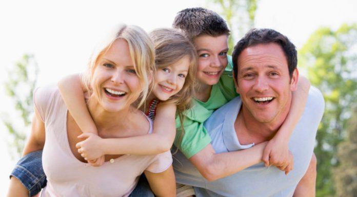 dicas para criar filhos felizes