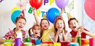 como escolher o tema para festa de aniversário das crianças