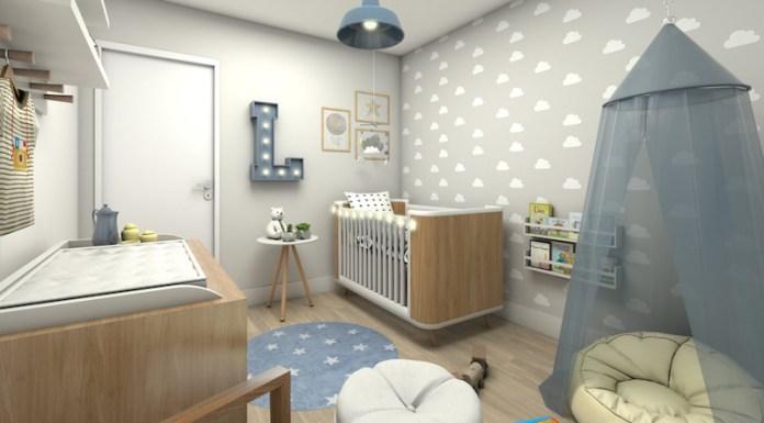quarto de bebê como decorar