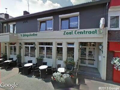 Cafe Zaal Centraal
