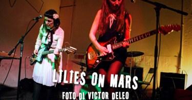 Lilies On Mars - Fanfulla