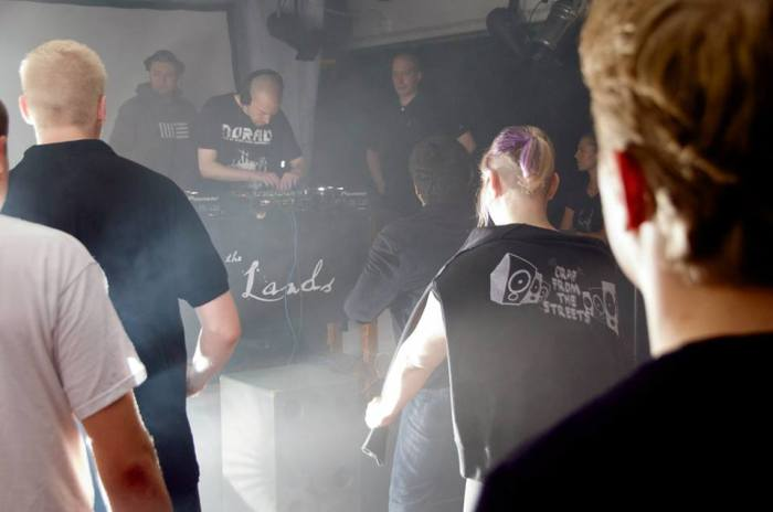 Electronic Mind Expansion liva at Into The Dark Lands 2014
