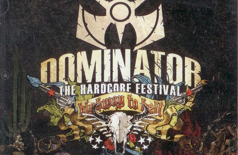 Dominator Sound Abuse Negative A Counterfeit remix Serious Issues