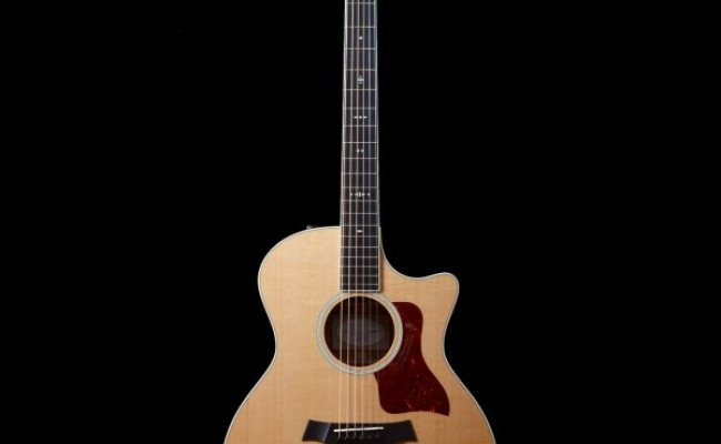 Taylor 514ce Electro Acoustic Guitar With Es2 Pickup