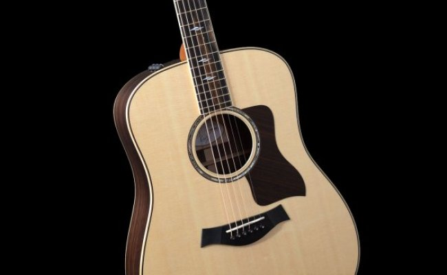 Buy Taylor 810e 800 Series Dreadnought Electro Acoustic