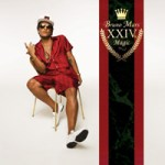 BRUNO MARS - XXIVk magic (Album)