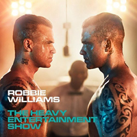 ROBBIE WILLIAMS - Heavy entertainment show (Album)