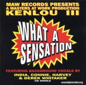 Kenlou III - What a sensation (Single 1996, Feel The Rhythm)