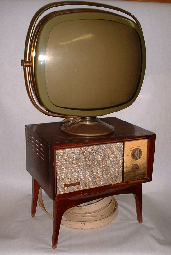 sofa portable table pull out sectional tv for the ages: philco predicta | sound & vision