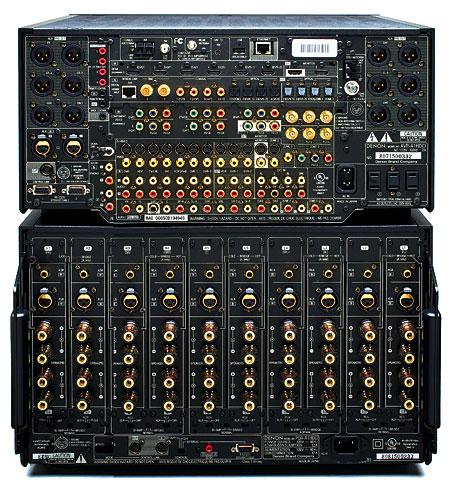 Denon AVPA1HDCI Surround Processor and POAA1HDCI
