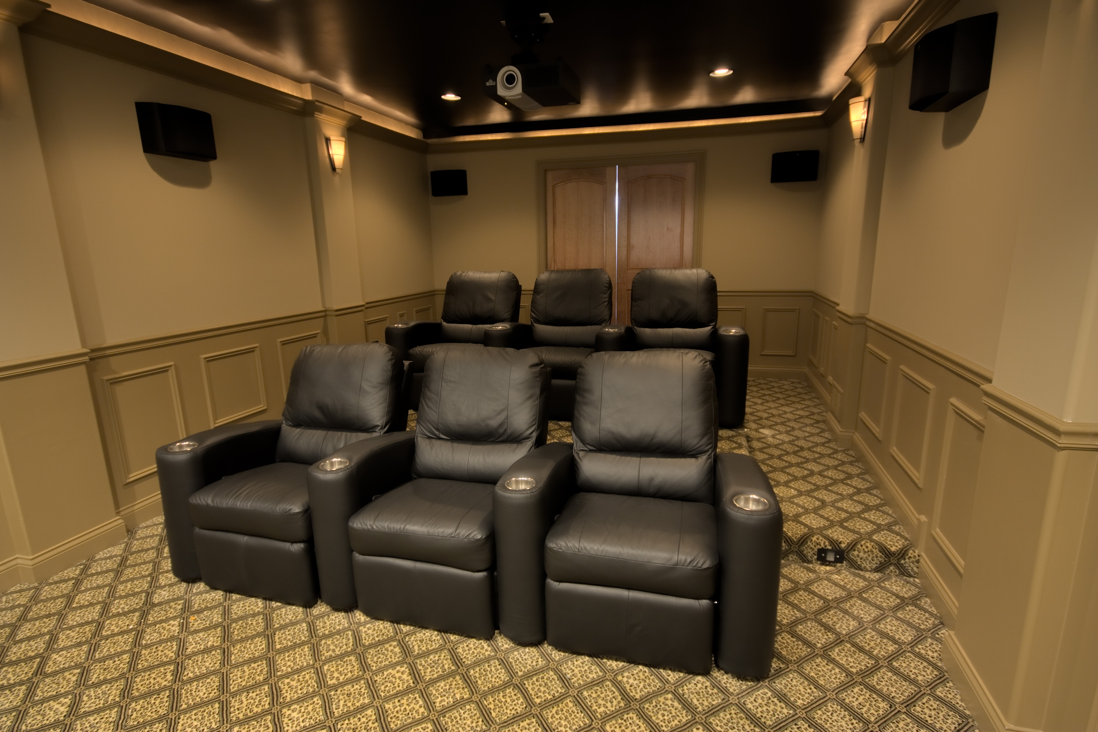 movie theatre chairs for home buy chair covers weddings wholesale balancing the budget sound and vision