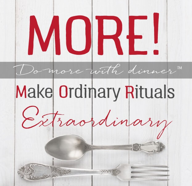 Do More With Dinner initiative of Sarah-Jane Bedwell