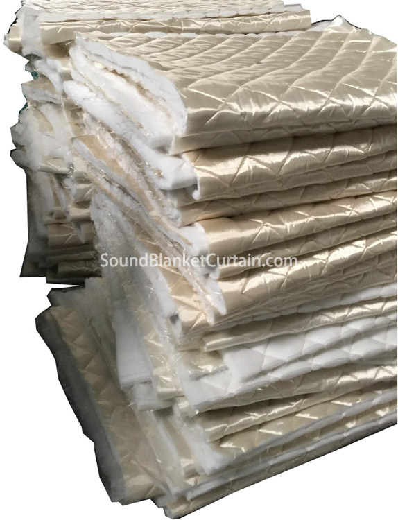 Sound Proof Blankets  Sound Blanket Curtain