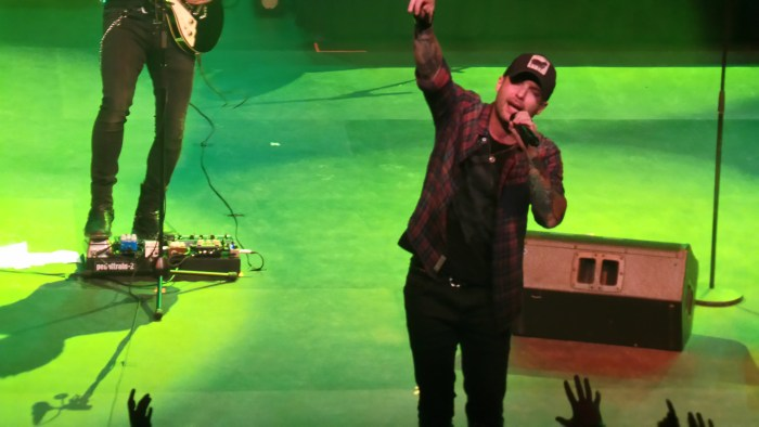 Dallas Smith performs at Ottawa's New Country 94 Launch Party