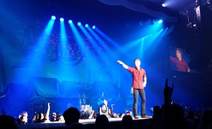 Frankie Ballard - Anything Goes Tour - Kingston, Ontario