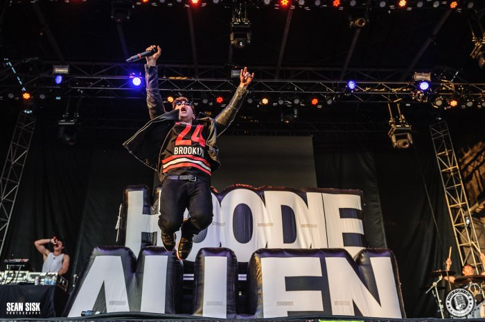 Hoodie Allen - Photo by Sean Sisk for Sound Check Entertainment
