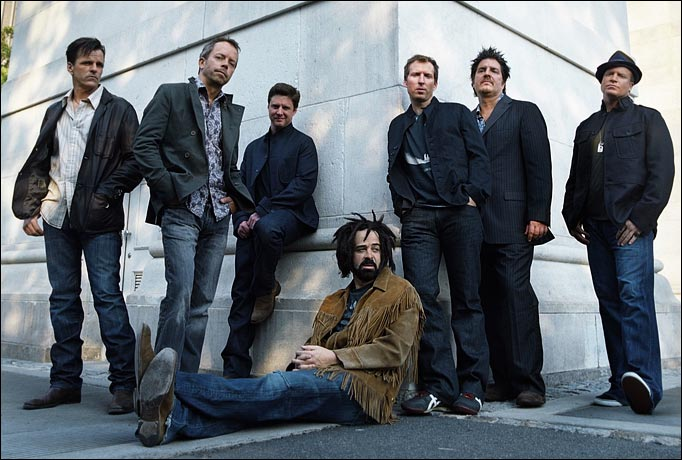 Counting Crows - Canadian Tour 2015