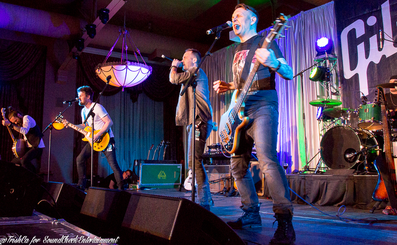 Dallas Smith at Liuna Station Gibson at the Junos 2015