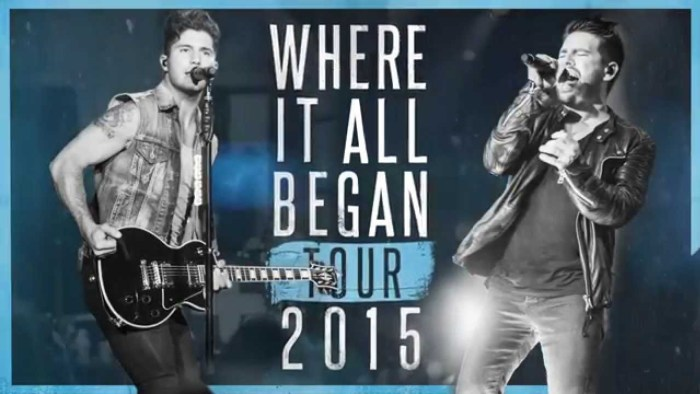 Dan and Shay Where it All Began Tour