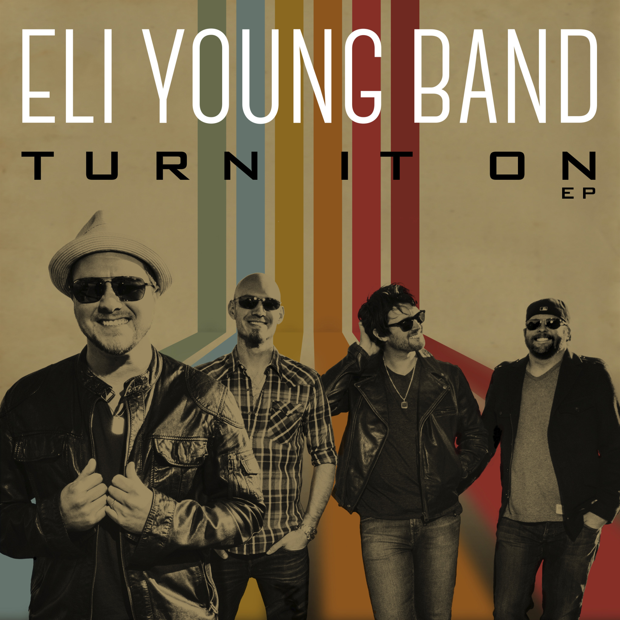 EliYoungBand - Turn It On Cover